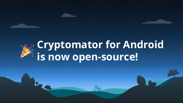 Cryptomator für Android is nun Open-Source